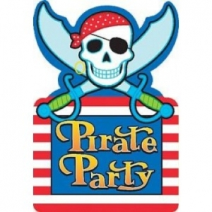 Good Party Themes The Pirate
